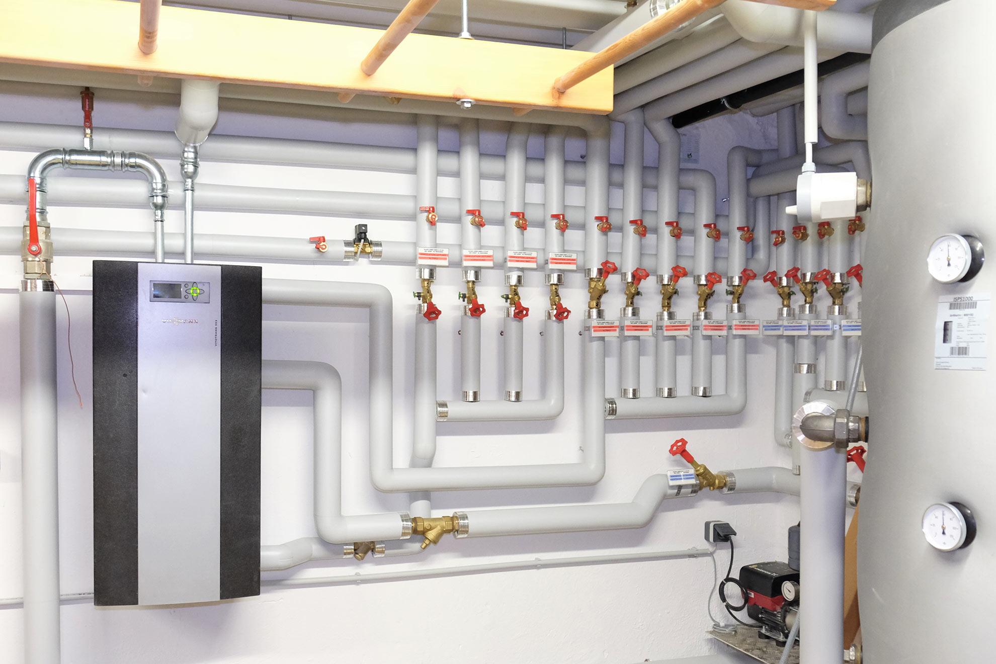 Heizungsanlagen Wärmepumpen Installateur hallein adnet salzburg