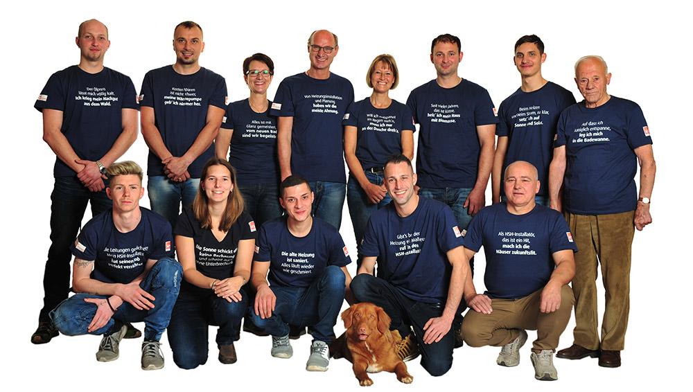 Lainer Installationen Adnet Hallein Salzburg Team